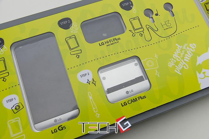모듈형 스마트폰이었던 LG G5. 목표치를 채우지 못한 G5의 실패를 제품 실패로 연결해 실패작이라는 이미지를 남겼다.