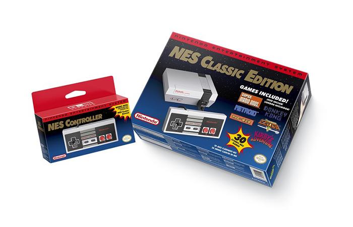 NES 클래식 에디션