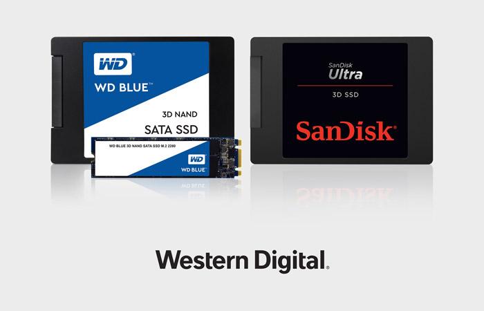 64단 3D 낸드 플래시 기반 두 가지 SSD 발표한 샌디스크