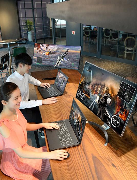 고성능 게이밍 노트북 시장에 도전장 던진 LG