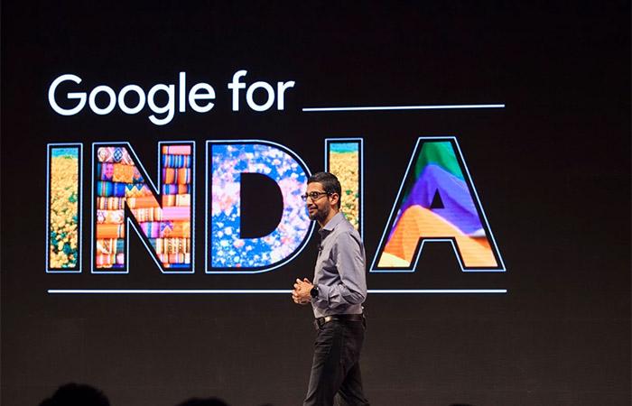 현금 부족한 인도에 모바일 결제 '테즈'를 내놓는 구글