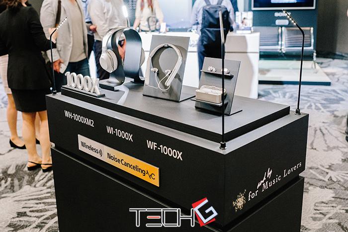 성급한 도전과 새로운 도약 사이, WF-1000X