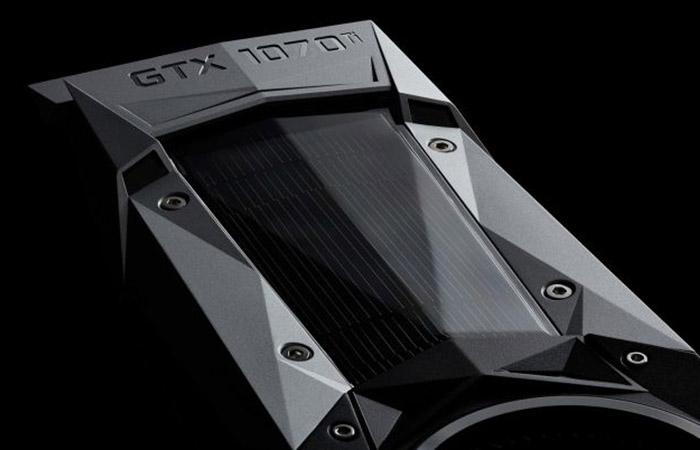 449달러에 출시하는 엔비디아 지포스 GTX1070 Ti