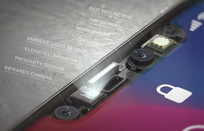 아이폰 X 트루 뎁스 카메라 개발사에 투자한 애플