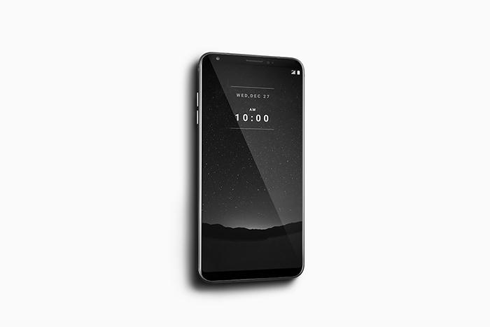 다 된 시그니처에 모바일 얹기… LG전자 'LG 시그니처폰' 공개