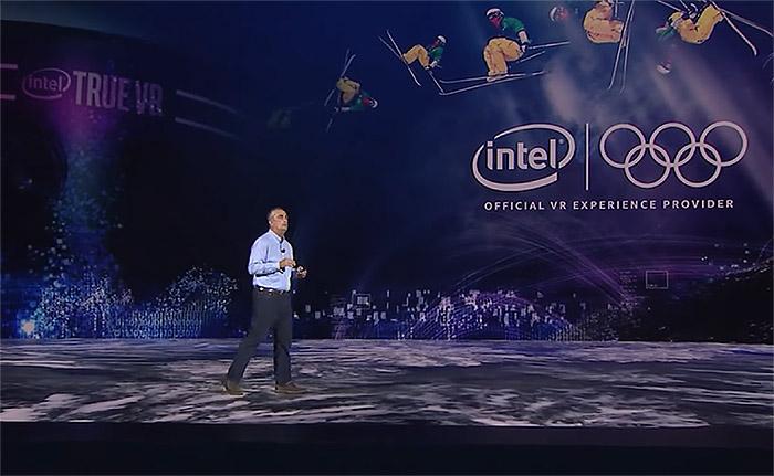 눈 앞에 평창을 펼쳐 놓은 인텔 트루 VR 기술