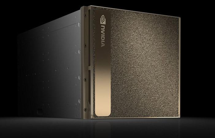 첫 2 페타플롭 딥 러닝 슈퍼 컴퓨터, '엔비디아 DGX-2' 발표