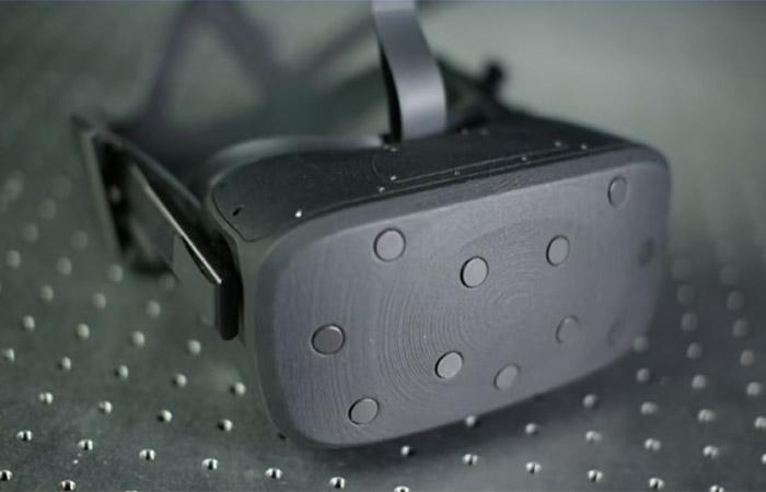 차세대 VR 헤드셋 프로토타입 '하프돔' 공개한 페이스북