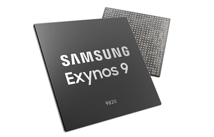 신경망 코어 넣은 엑시노스 9820 프로세서 발표한 삼성